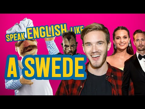 How to do a SWEDISH accent