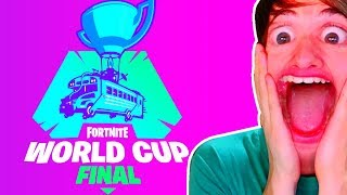 FORTNITE WORLD CUP TRIOS *1.000.000 $* FINAL FINALÍSIMA - Comentada por Folagor03