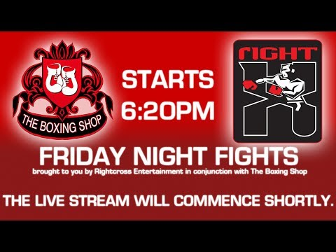 Friday Night Fights Live!