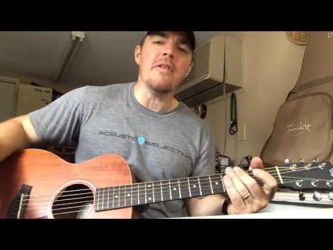 Simple Man | Shinedown | Beginner Guitar Lesson