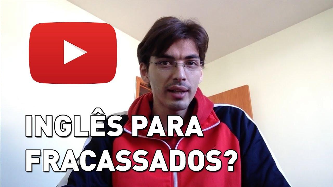 Inglês para fracassados? | Mairo Vergara - YouTube