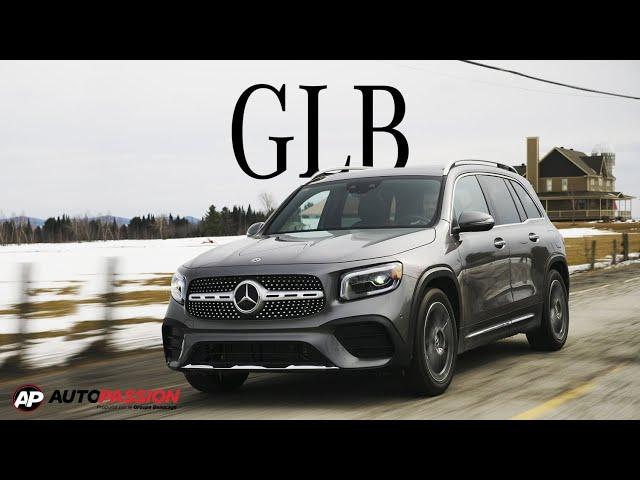 Mercedes-Benz GLB 250 2020 - Une Recette Gagnante !