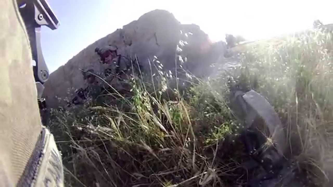 60 MM Mortar in Action, Combat Footage