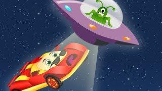 Космическое приключение! Мультсериал про Машинки и их Друзей.