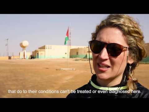 Sahrawi Refugee Camp Pediatricians