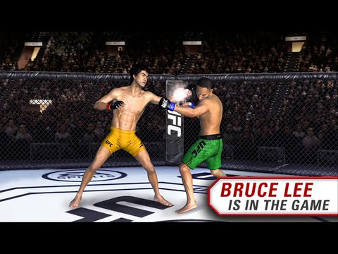 EA Sports UFC Bruce Lee Update - IOS / Android - HD Gameplay Trailer