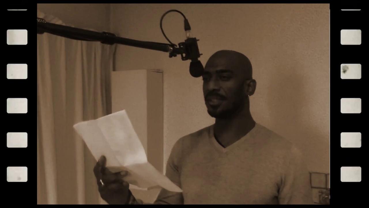 Making Of La Planète Takoo enregistrement de Mark Grosy la voix de Thioro part2