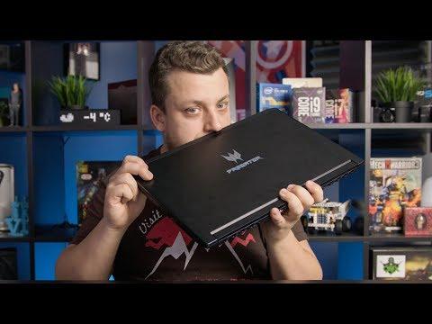 SZENTSÉGES LAPTOP! :O | Acer Predator Triton 700