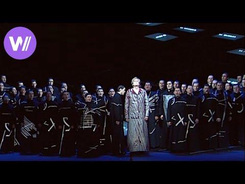 "Der verborgene Blick - Olivier Messiaens Oper ""Saint François d'Assise"" (2002)"