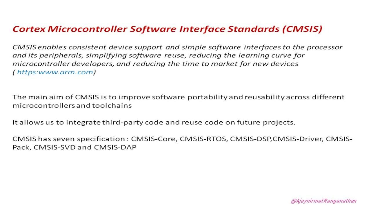 CMSIS-RTOS : Creating and handling threads | RTOS