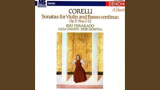 Sonata VII in D Minor: I. Preludio - Vivace