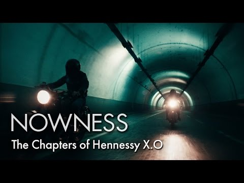 Hennessy X.O from 'Drive' Director Nicolas Refn