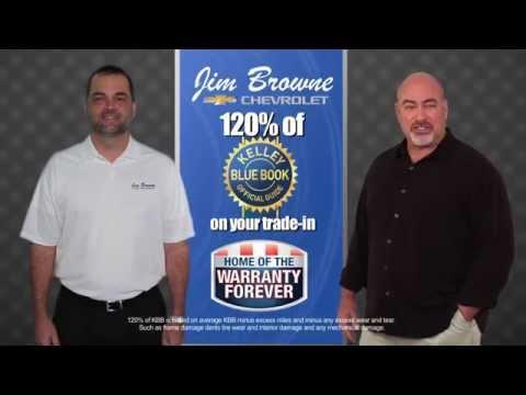 "Jim Browne Chevrolet ""October Truck Month"""