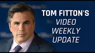Tom Fitton's Video Weekly Update - Trump Pulls Brennan's Security Clearance