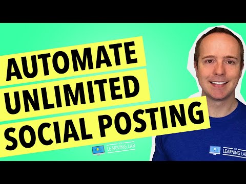 WordPress plugin automatically post to facebook and twitter