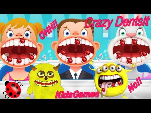 Fun Kids Games - Fun Kids Games To Play ►► Crazy Dentist Android Games Play ►►