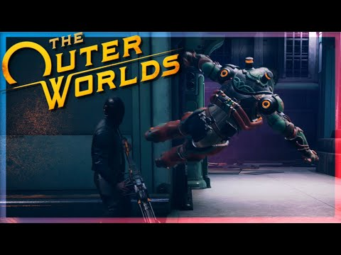 My Crew Has My Back | 4K | The Outer Worlds #6