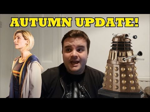 Autumn Update! - Series 11, Movie Reviews, Next In-Depth Videos And More!