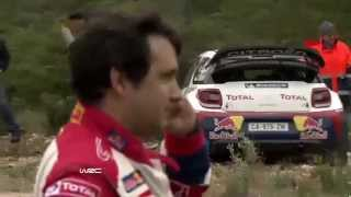 World Rally Championship - Rally Italy Friday Midday Wrap Paul King
