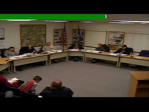 City of Mayer Park Board Meeting 02/15/2017