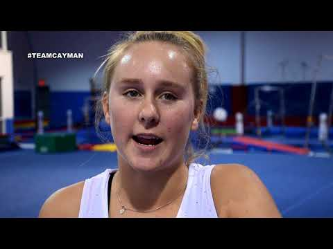 Sami Peene: Team Cayman profile XXI Commonwealth Games