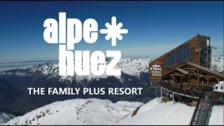 Alpe d'Huez with family - English subtitles