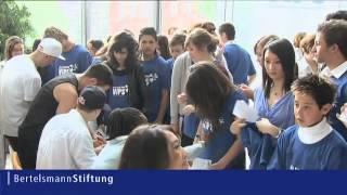 """""""Alle Kids sind VIPs""""-Siegerehrung in Berlin"""