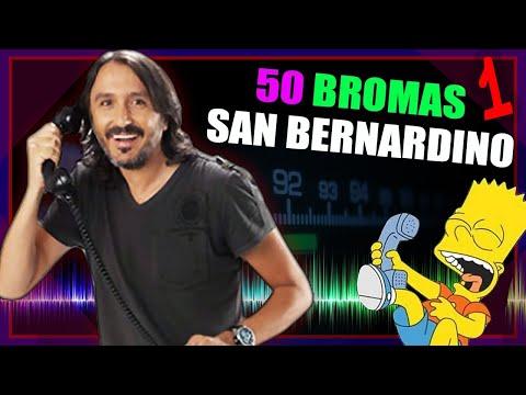 😂 50 Bromas | Cristian San Bernardino [2019]