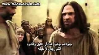 مقطع من الوصايا العشرة  يوصف حال المصرين الان