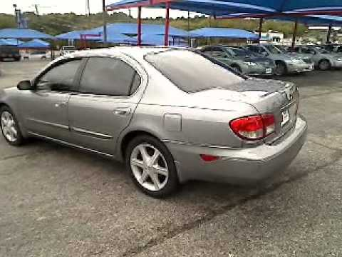 2003 infiniti i35 sedan san antonio tx used g20072b youtube. Black Bedroom Furniture Sets. Home Design Ideas