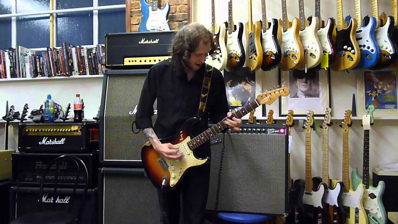 Fender Super Reverb (Full Volume) - YouTube