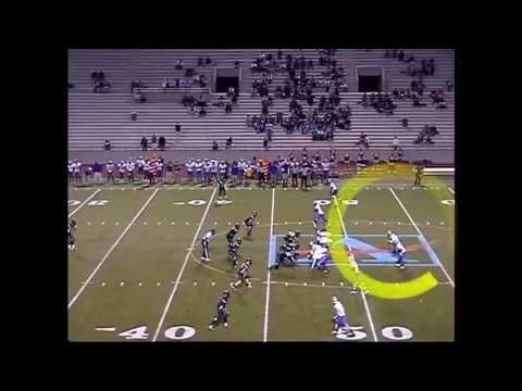 Nicholas Alexander - Football Highlight Video