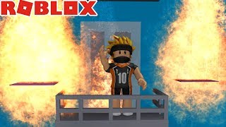 The MOST DANGEROUS FIRES US NOT TERRIBLE!  -ROBLOX #553