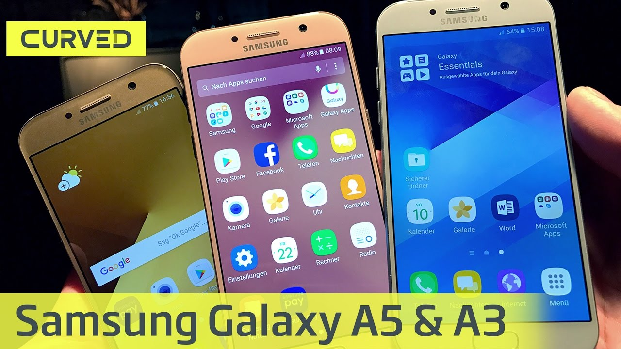 how to connect samsung a5 2017 to tv