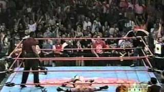 Kevin Nash Returns to Nitro in 2000