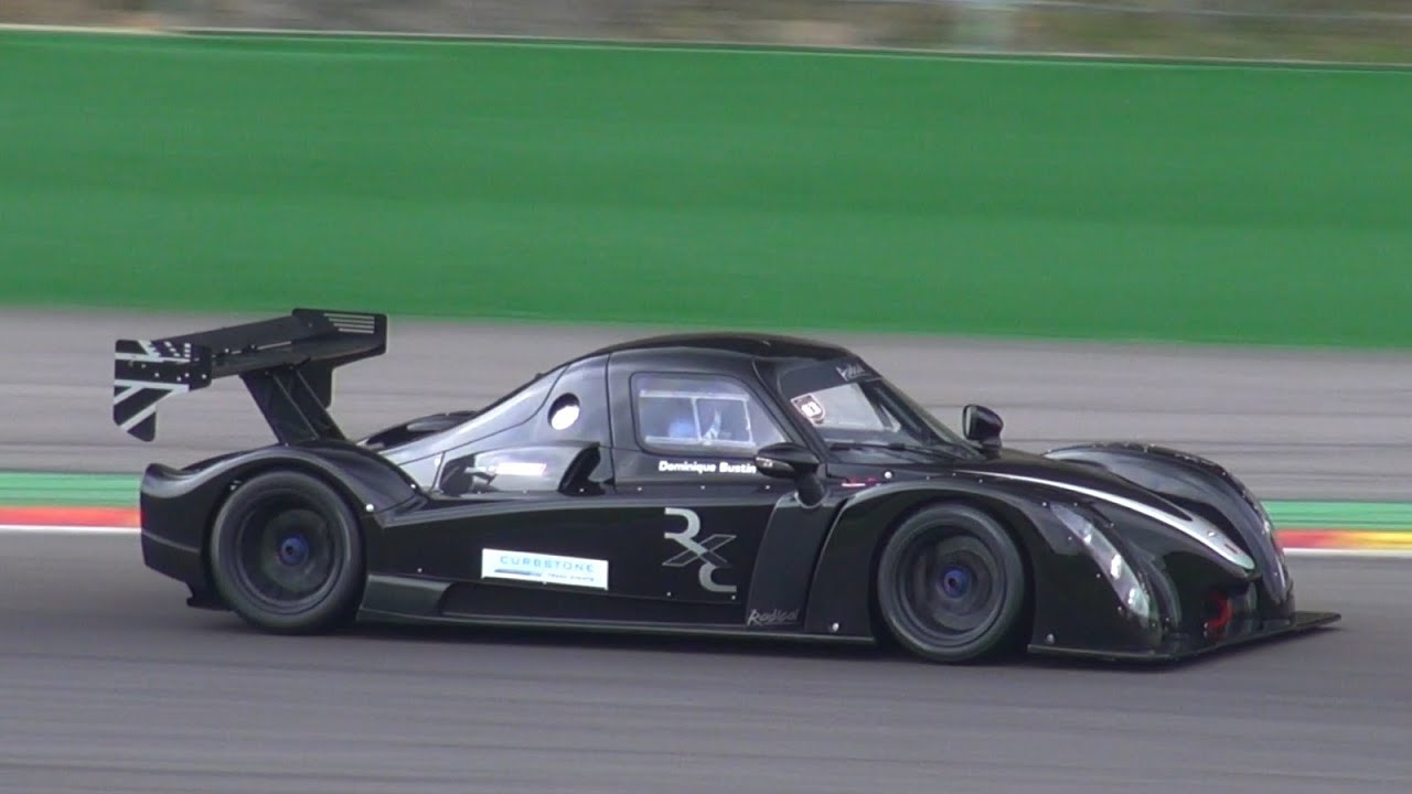 Extremely Rare: The Radical RXC