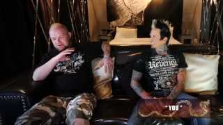 "Five Finger Death Punch - ""Wrong Side of Heaven"" Track by Track"