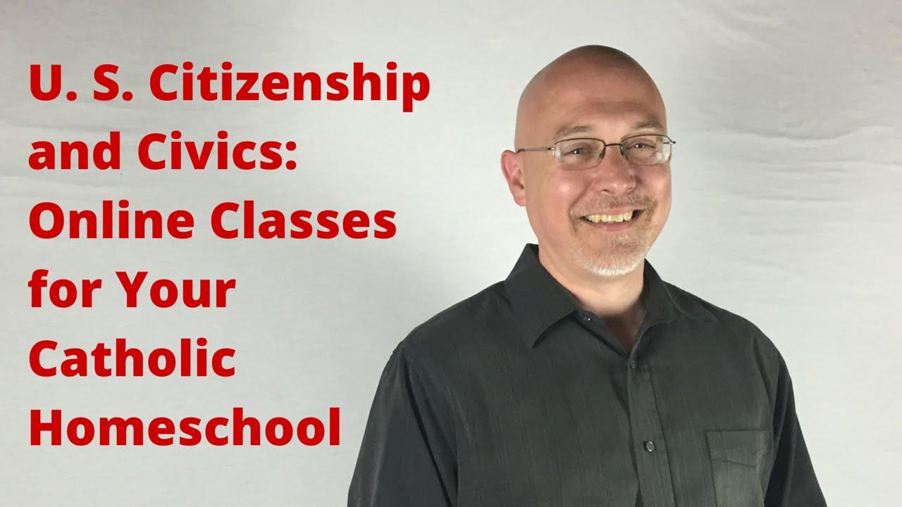 Online Classes High School Civics Youtube