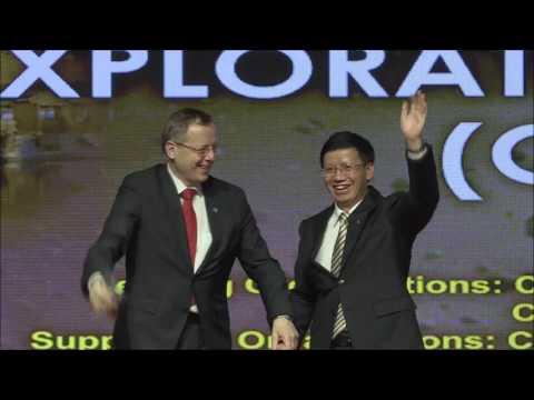 GLEX 2017 - Host Plenary 2 : The Development and Prospect of China's Space
