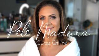 Curso Online de Pele Madura Profissional - Pele de 55 anos
