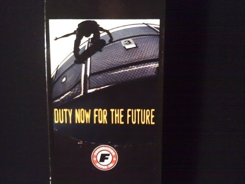 Foundation - Duty Now For The Future (1997)