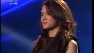 [Vietnam Idol 2012]Nguyễn Hương Giang - MS14 - Trò đùa của tạo hóa