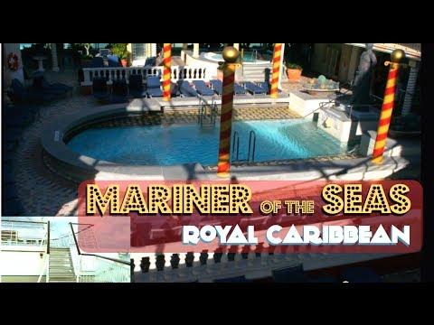 Mariner of the Seas Ship Tour (Royal Caribbean)