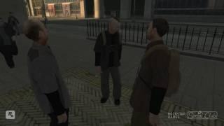 GTA IV Mods: Fat man ragdoll mode fun
