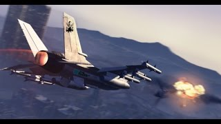 GTA V fighter jets  -  Say My Name(Jermaine Dupri Diss) Eminem Ft. Xzibit