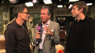 Hot in Cleveland After The Show: Tim and Sam Daly