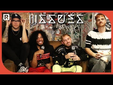 Issues Discuss New Album, Their Inspirations, & More