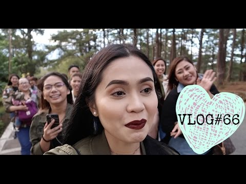 VLOG#66: Baguio Meetup (Day2) | Anna Cay ♥