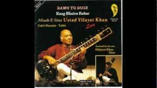 Download Vilayat Khan - sitar - Rag  Bhairo Bahar - part 2  - gat in madhyalaya in teental MP3 song and Music Video