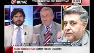 Hasan Hüseyin Ceylan: 'Erbakan Hocamı Ergenekon Zehirledi'